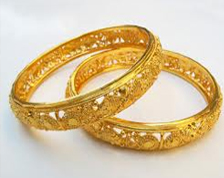 Analysts expect gold to hit record high in 2012: Survey